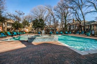 Pool at Listing #137568