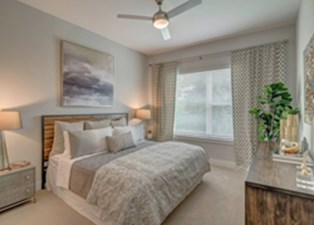 Bedroom at Listing #279814