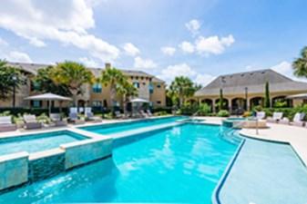 Pool at Listing #145149
