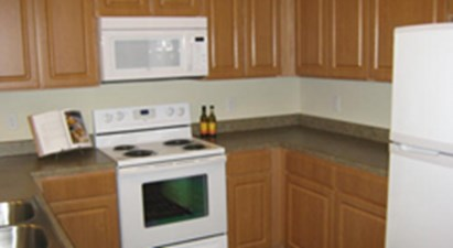Kitchen at Listing #152986