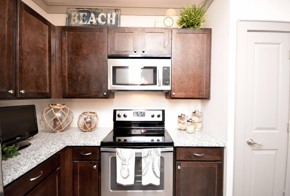 Kitchen at Listing #226785