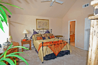Bedroom at Listing #144821