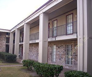 Las Villas Apartments, TX