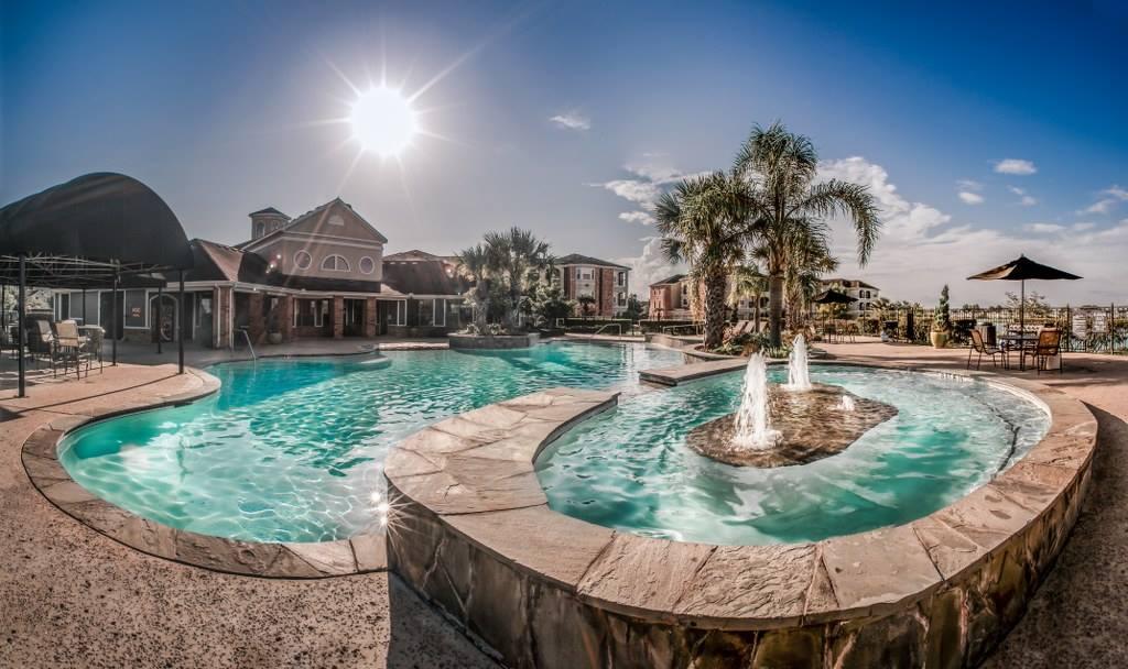 Pool at Listing #140132