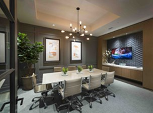 Conference Room at Listing #292430