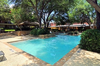 Pool at Listing #136379