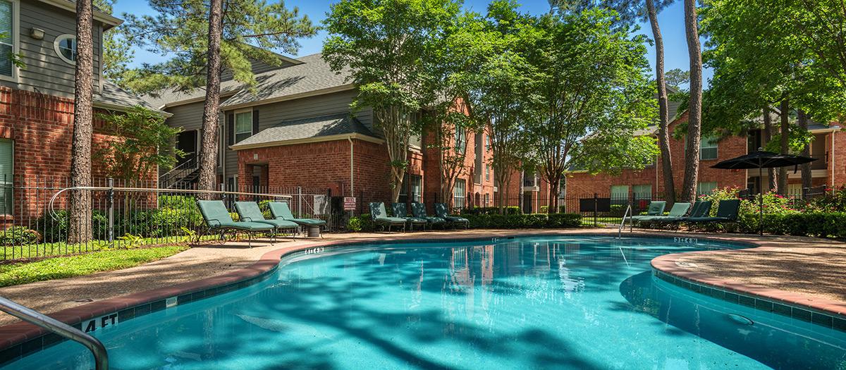 Pool at Listing #138636