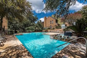 Pool at Listing #141333