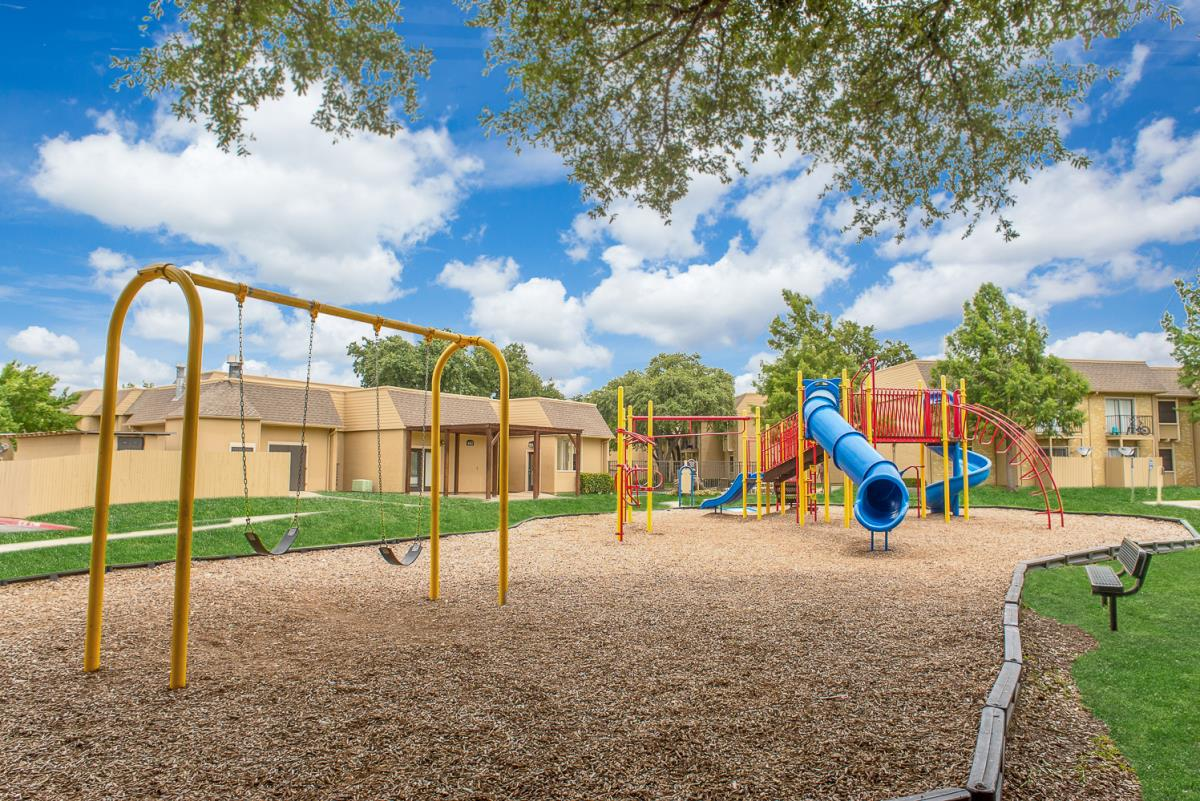 Playground at Listing #137243