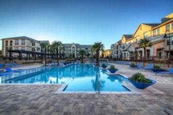 Pool at Listing #292760