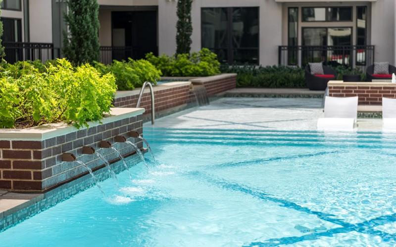 Pool at Listing #262402