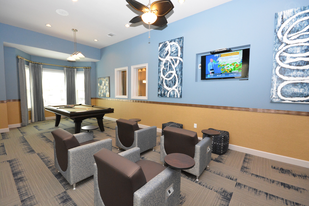 Clubhouse at Listing #256373