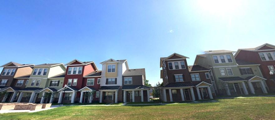 Village at Palm Center Apartments