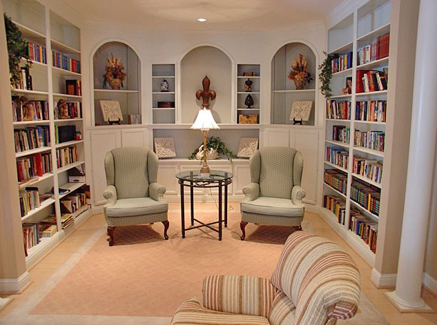 Library at Listing #140723