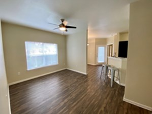 Living Area at Listing #143444