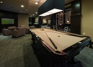 Gameroom at Listing #145010