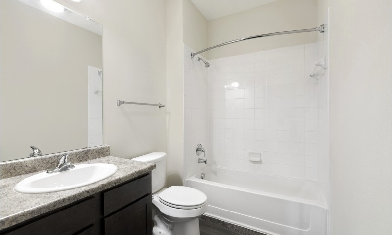Bathroom at Listing #281766