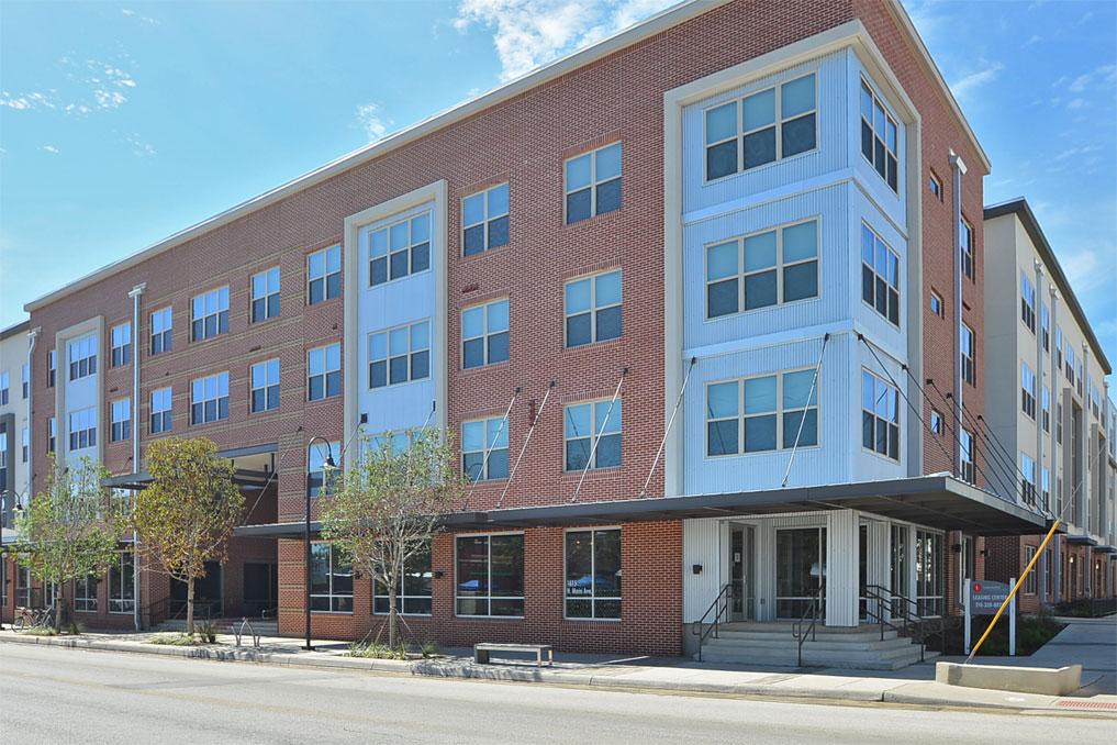 Tobin Lofts at San Antonio College II Apartments San Antonio, TX