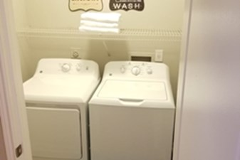 Laundry at Listing #138525