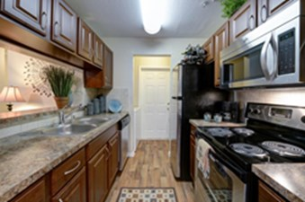 Kitchen at Listing #137567