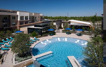 Pool at Listing #282752