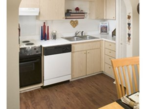 Kitchen at Listing #136531