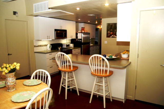 Dining/Kitchen at Listing #255373