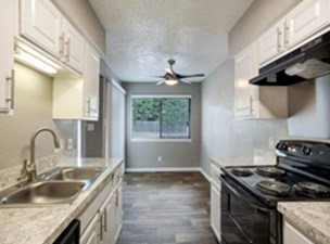 Kitchen at Listing #136742