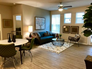 Living/Dining at Listing #291850