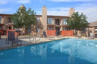 Pool at Listing #135803