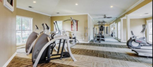 Fitness Center at Listing #137071