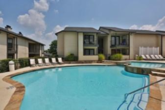 Pool at Listing #136985