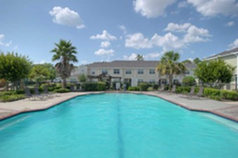 Pool at Listing #144469