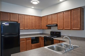 Kitchen at Listing #276941