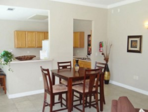 Dining at Listing #138181