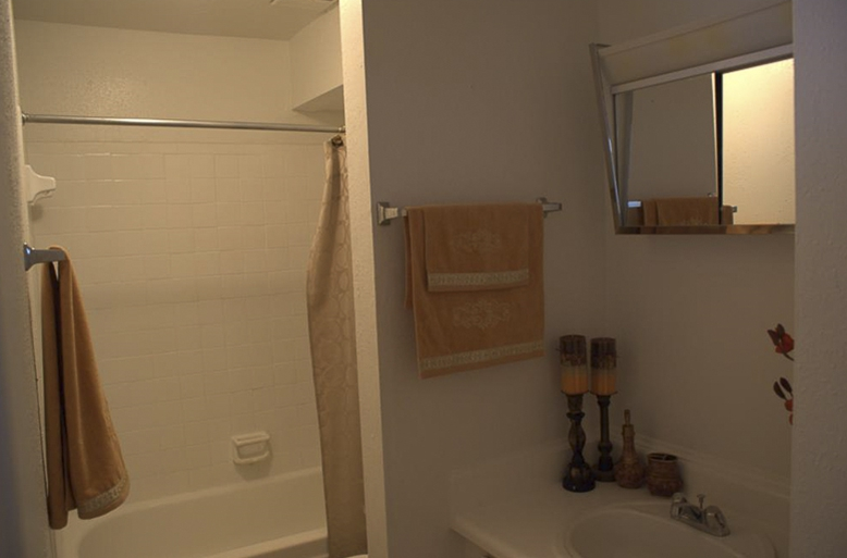 Bathroom at Listing #138833