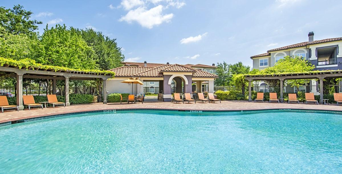 Pool at Listing #138170