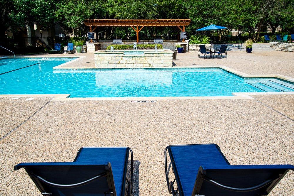 Pool at Listing #140650