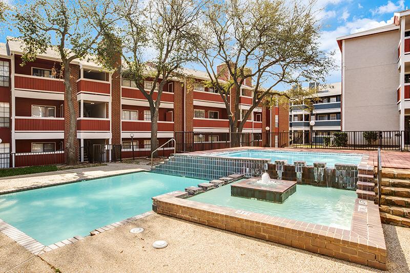 Pool at Listing #136218