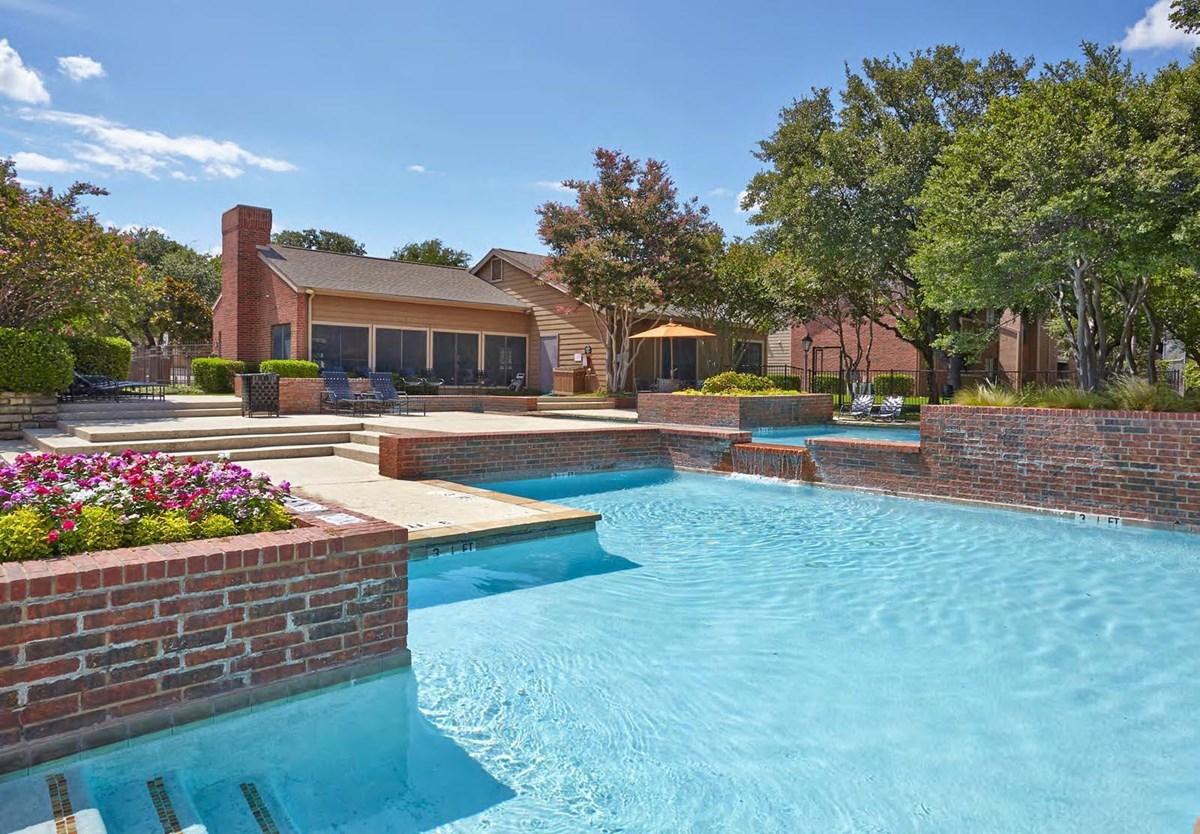 Pool at Listing #136820