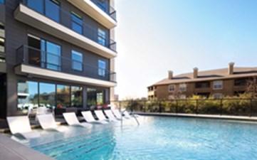 Pool at Listing #274724