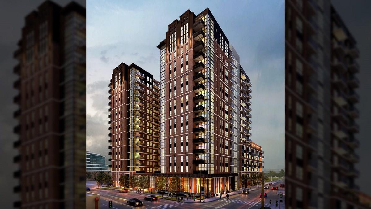Case Building Apartments , TX