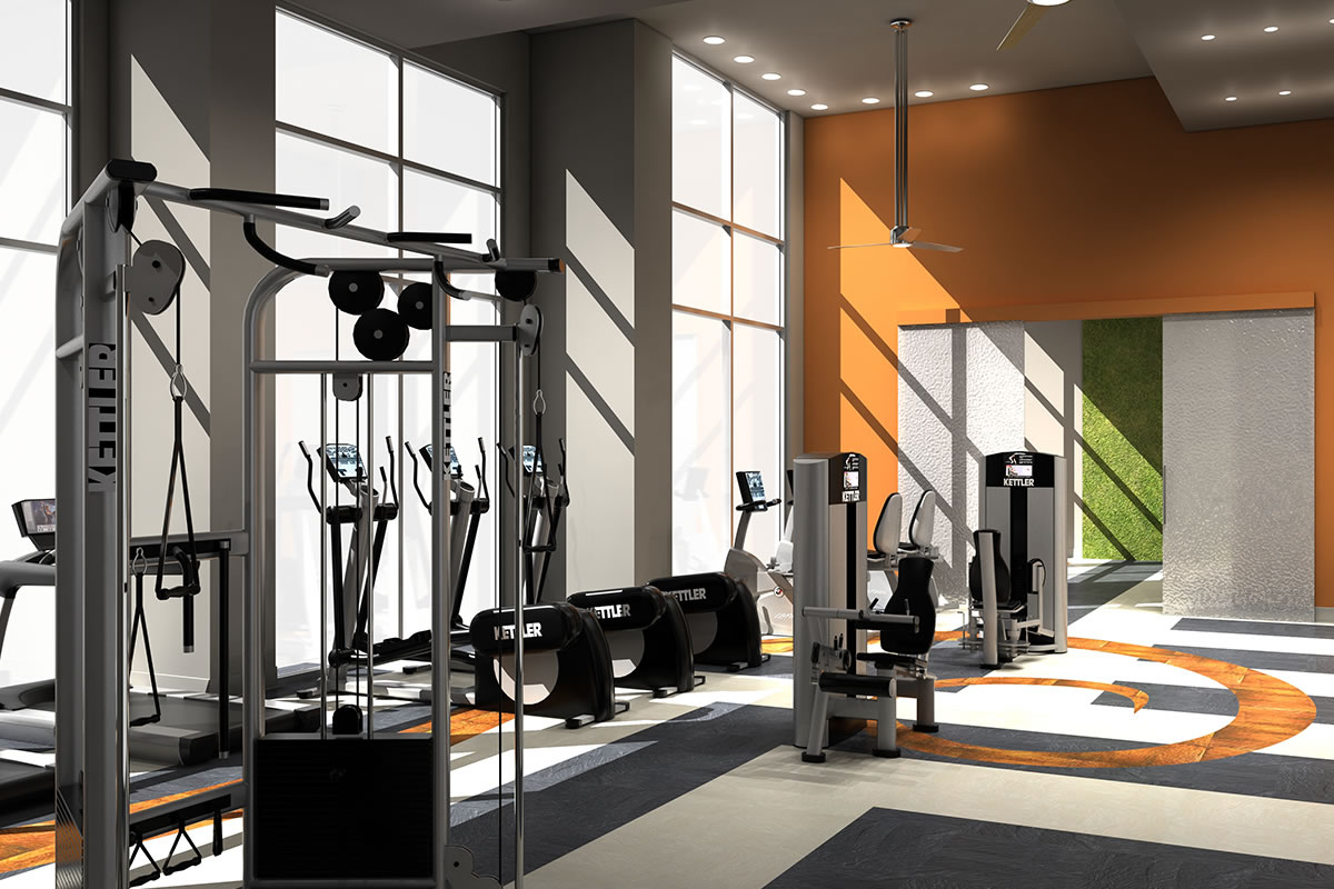 Fitness at Listing #235596