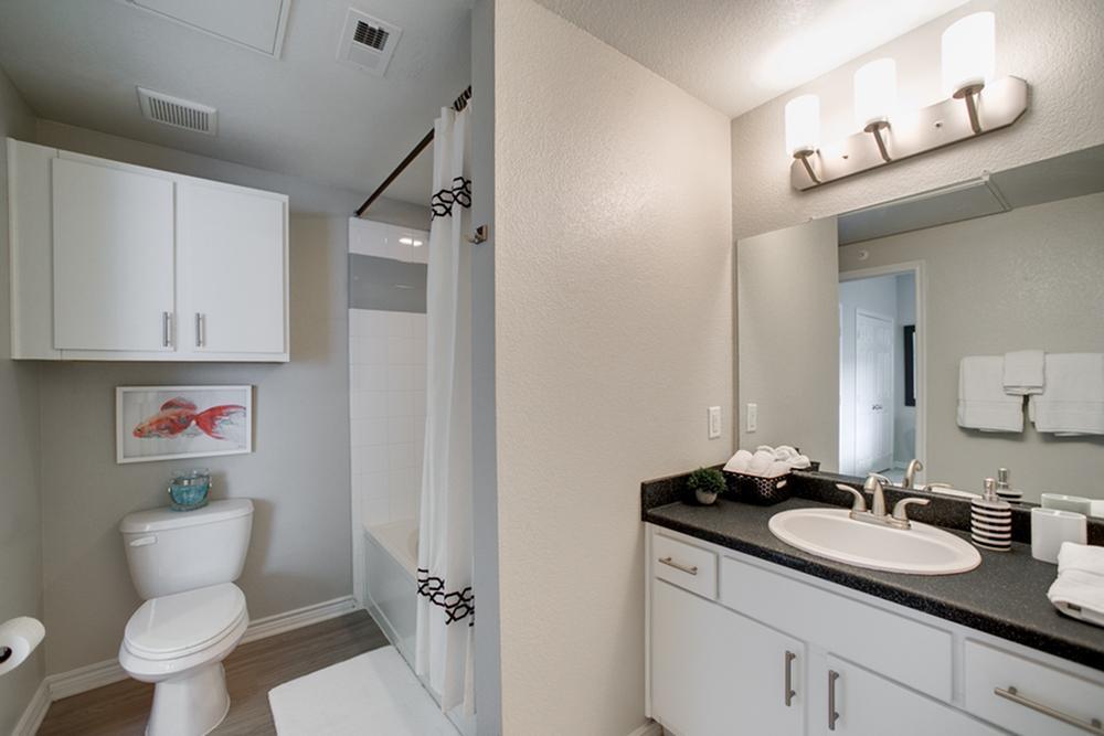 Bathroom at Listing #145118
