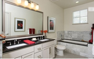 Bathroom at Listing #276675