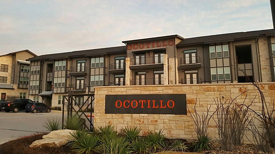 Ocotillo Apartments Austin TX