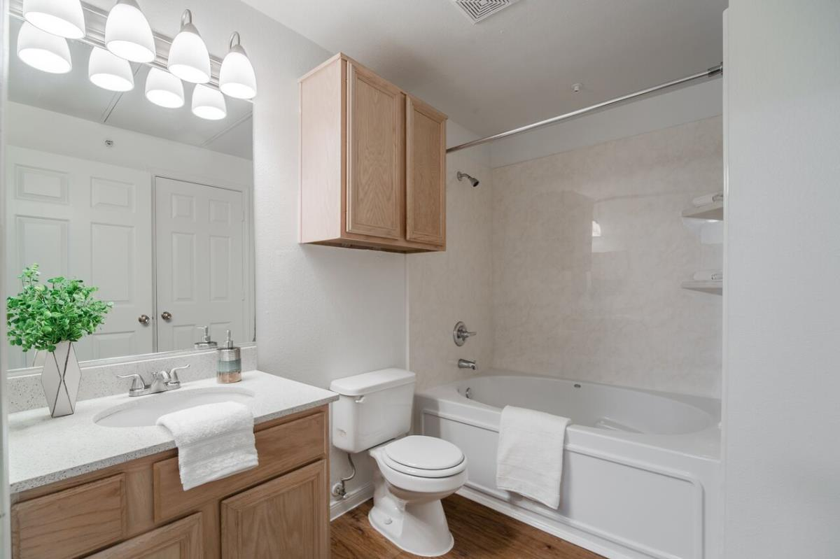 Bathroom at Listing #137664