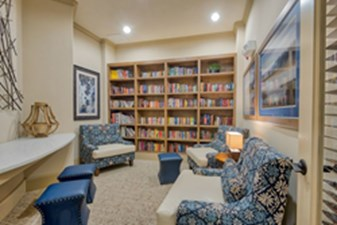 Library at Listing #291837