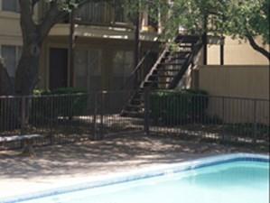 Pool at Listing #137246