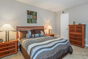 Bedroom at Listing #139588